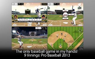 9innings: Probaseball 2013
