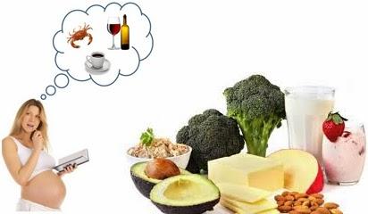 makanan untuk ibu hamil