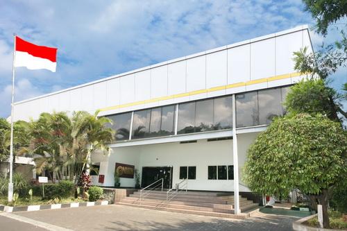 Kantor PT Nissin Biscuit Indonesia