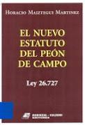 ESTATUTO DEL PEÓN RURAL