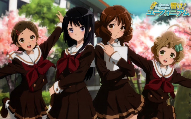 Anime 'Hibike Euphonium' Umumkan Akan Dapatkan Episode OVA