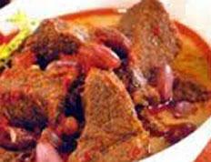 Resep praktis (mudah) gulai daging sapi spesial (istimewa) enak, gurih, lezat