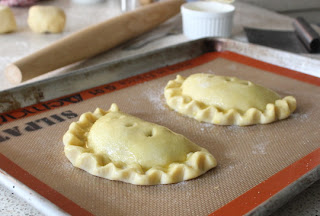 Apple Hand Pies – Crimping is Easy