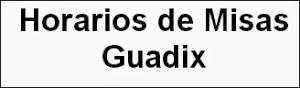 Misas en Guadix