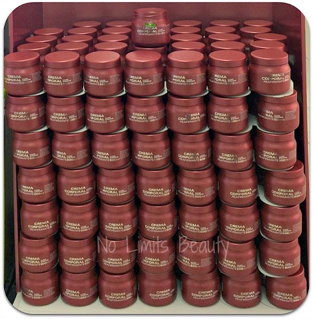 Crema corporal Luxe Caviar reafirmante - Deliplús (500 ml)