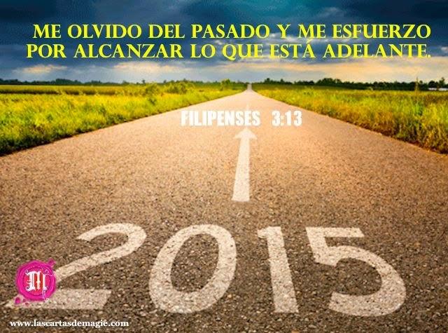 2015 AÑO DE BENDICIÓN!!