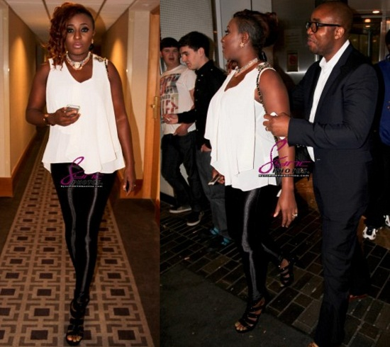 Ini Edo and Hubby still on the Enjoyment Ride in London chiomaandy.com