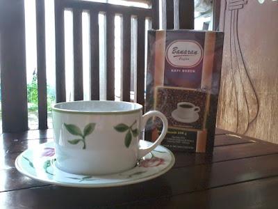 kampoeng kopi banaran