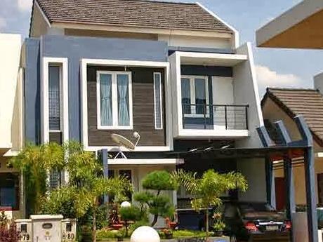 minimalist home design indonesia | DREAM HOME