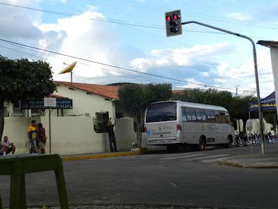 Comissão do detran comete infrações e envergonha a população de Viçosa