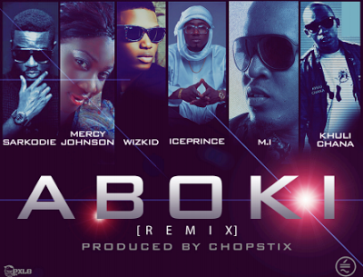MUSIC PICK: Ice Prince – Aboki Remix  ft Sarkodie, Mercy Johnson, Wizkid, MI & Khuli Chana
