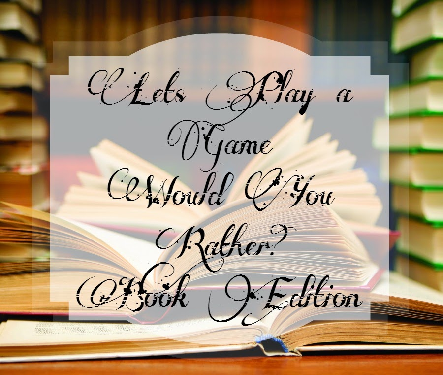 Would You Rather Book Edition