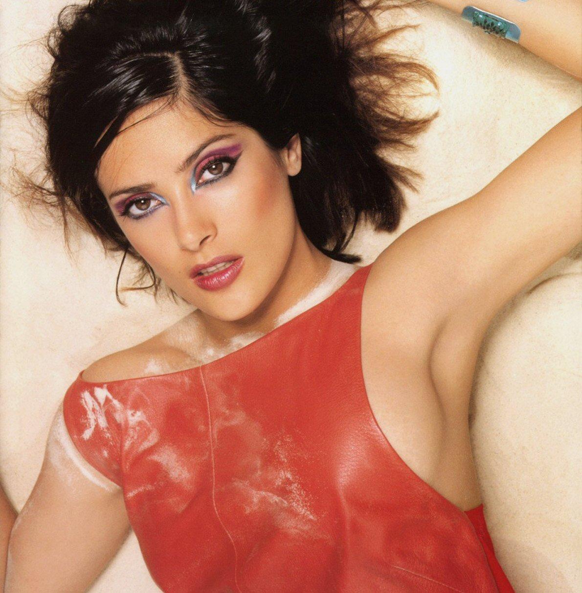 Actress salma hayek consider