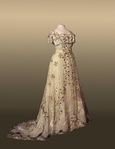 Evening Dresses Of The Last Empress Russia