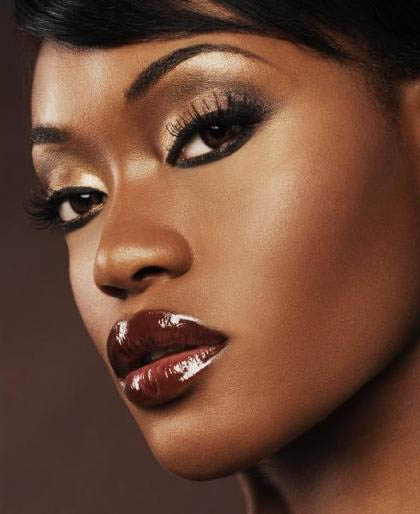 Hello, Black Woman: Makeup Tips for Black Women