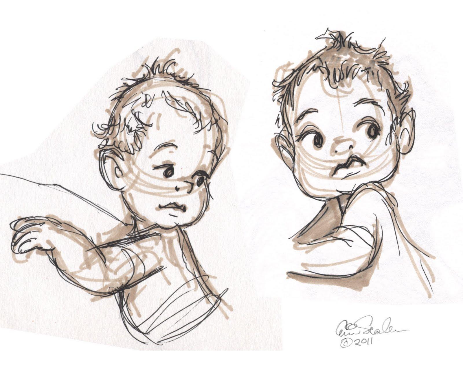 The Ol Sketchbook Kids