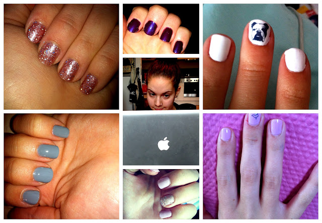 New nails Blogger Haul Beauty