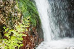 Cascada de Méxica