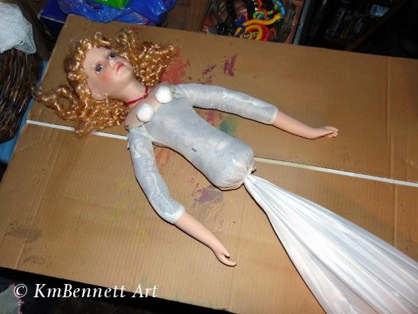Broken 1 doll photo 06