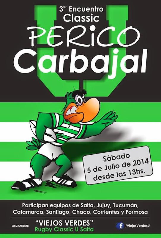 3° Encuentro Classic Perico Carbajal