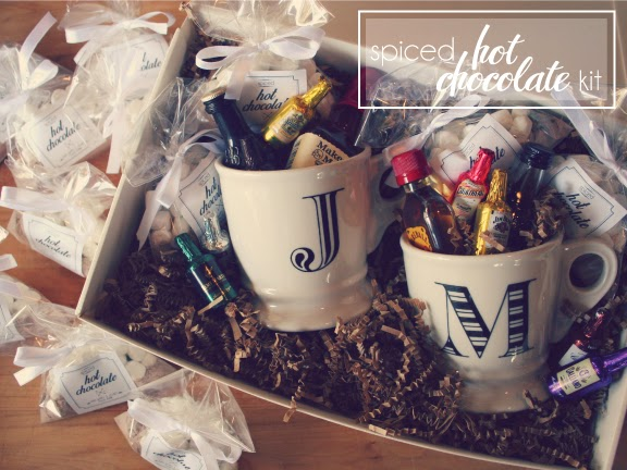 Just A Darling Life: DIY Spiced Hot Chocolate Kit