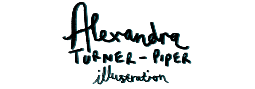 Alexandra Turner-Piper Illustration