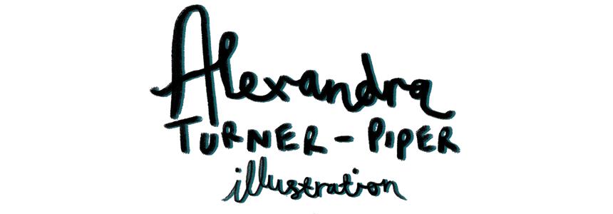 Alexandra Turner-Piper Illustration