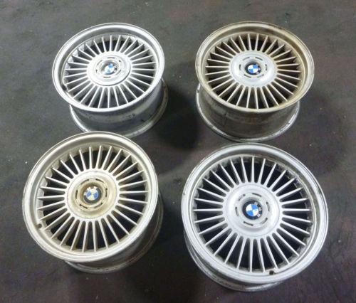 BMW 16 Style 4 Forged Wheels E38 750iL 740il 740i Rims