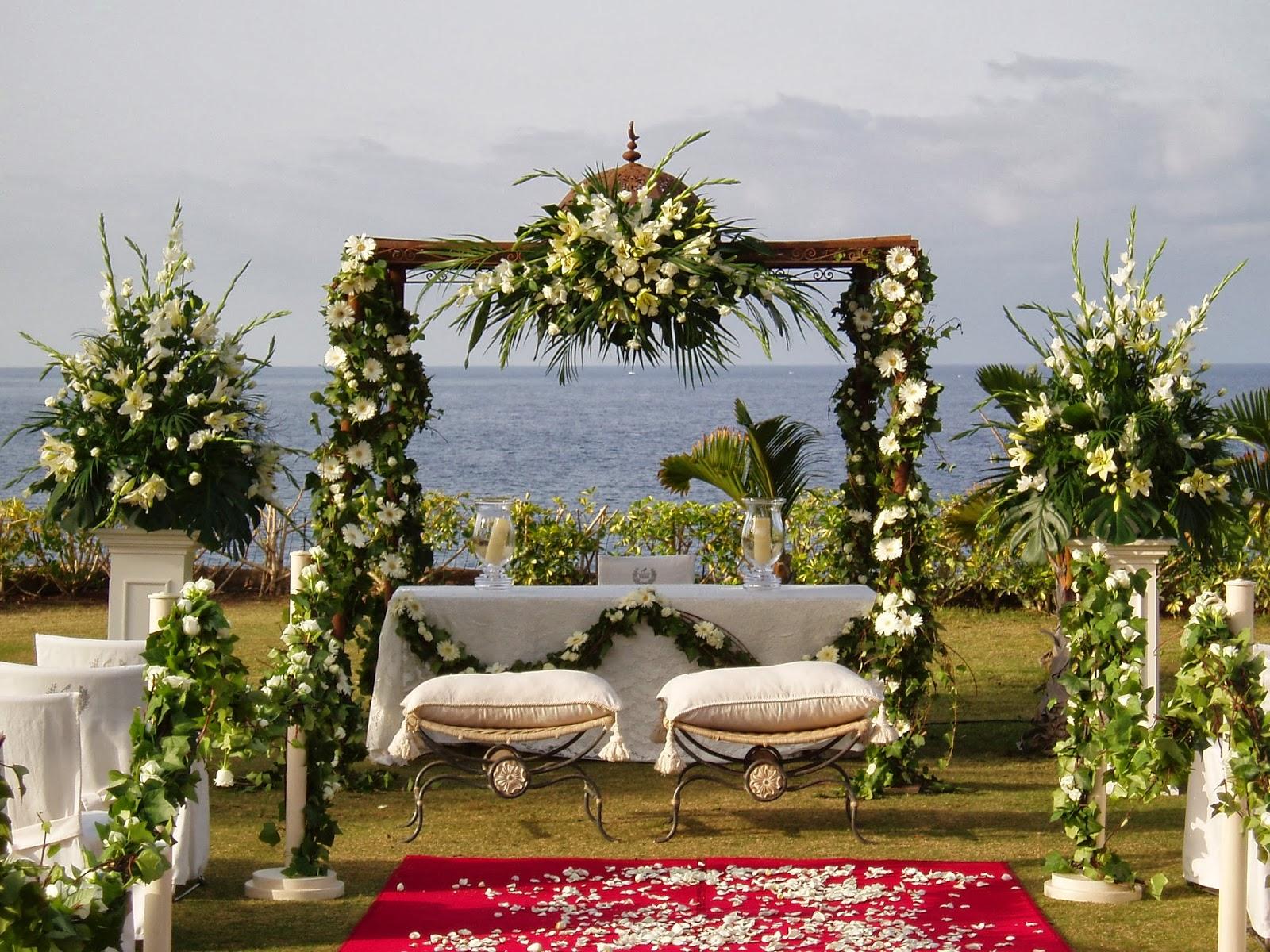 Ideas económicas para bodas de día