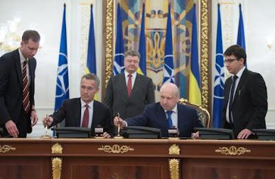 Украина и НАТО подписали соглашение о статусе представительства Альянса