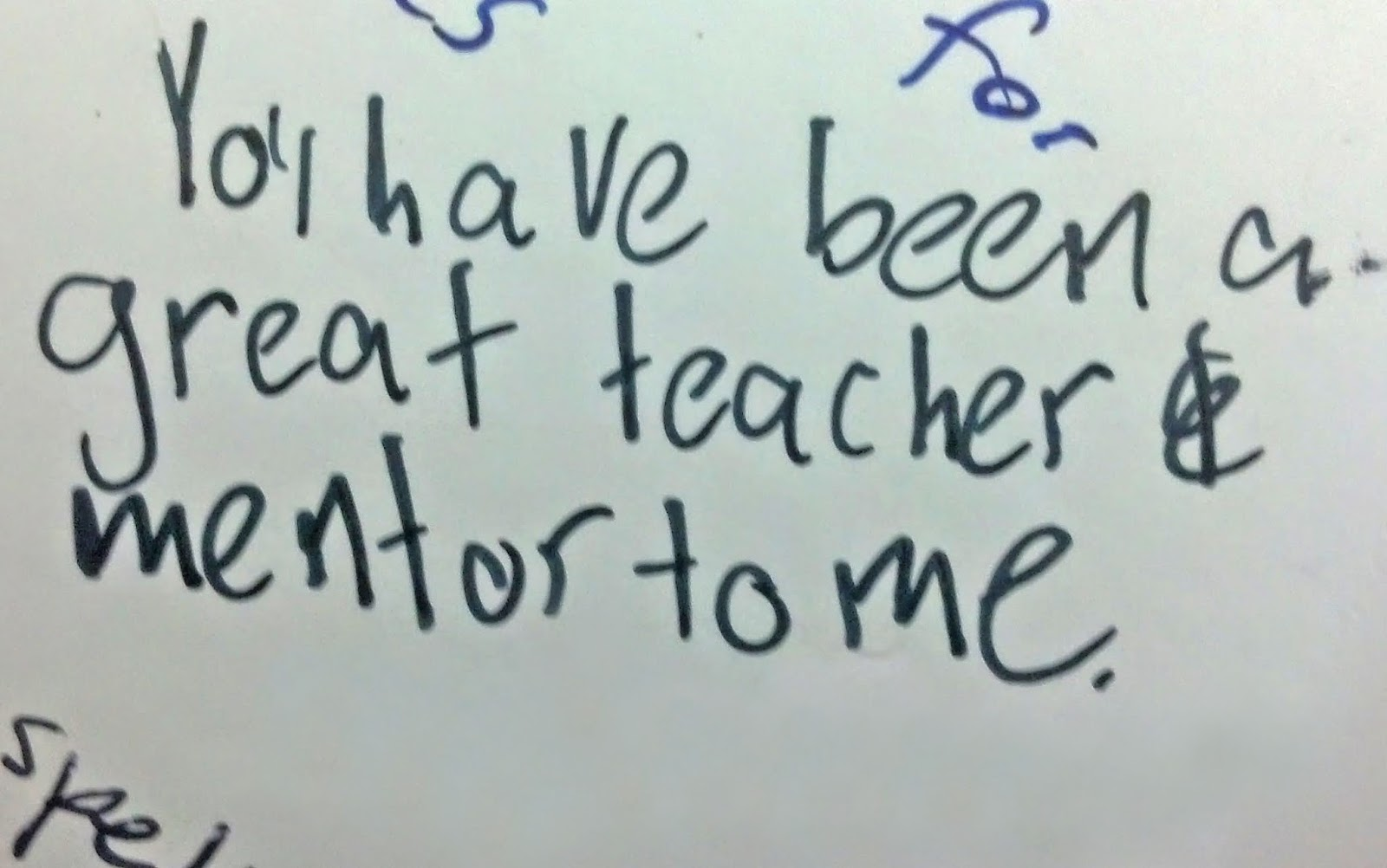 Yearbook Memento Student Comment (Created for Learning)