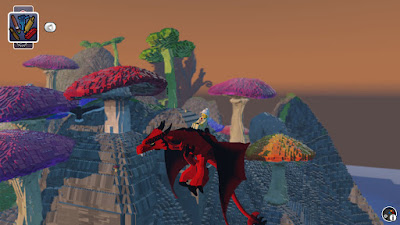 Lego worlds alpha stage pc game review dragon