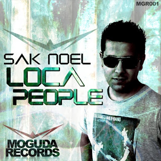 Sak Noel - Loca People Lyrics