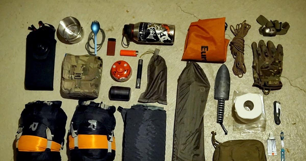 Ontario Geardo Camping Checklist