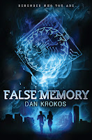 book cover of False Memory by Dan Krokos