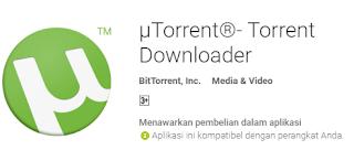 Cara Unduh File Torrent Melalui HP Android