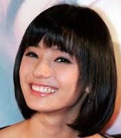 Model Rambut Pendek Wajah Bulat 2013
