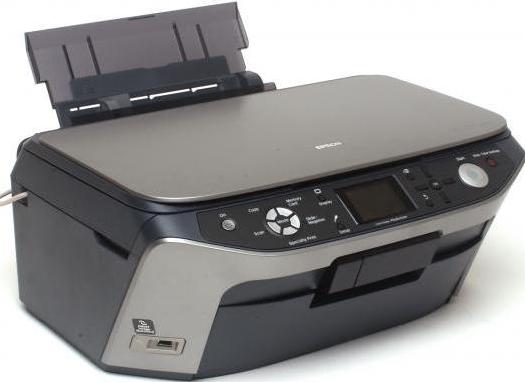 Error Printer Epson C79, Epson RX650