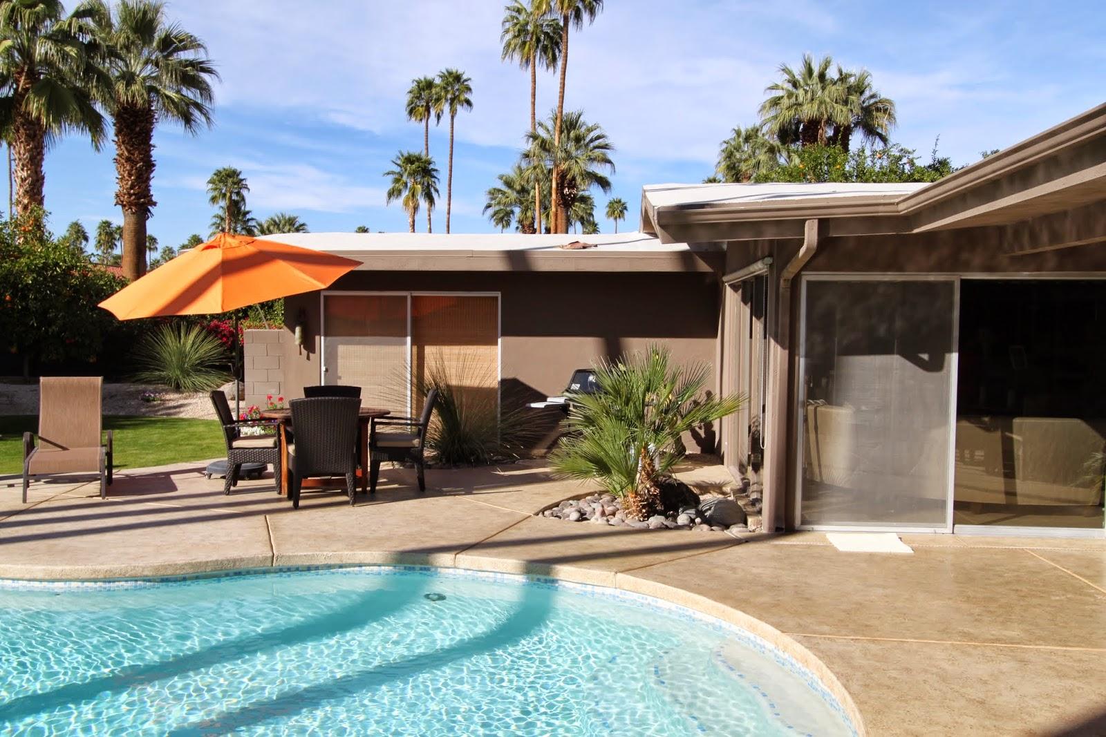 Palm Springs Modernism Week 2014 Dragnet Jack Webb  House 1960