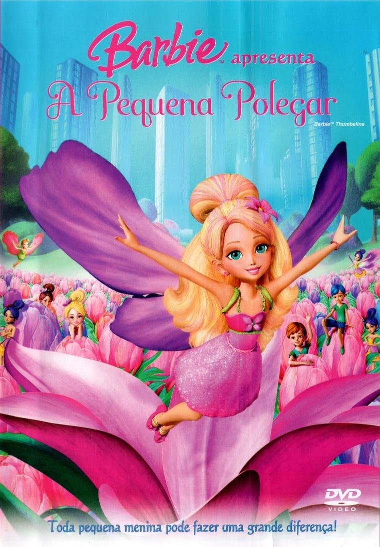 Barbie: A Pequena Polegar – Dublado (2009)