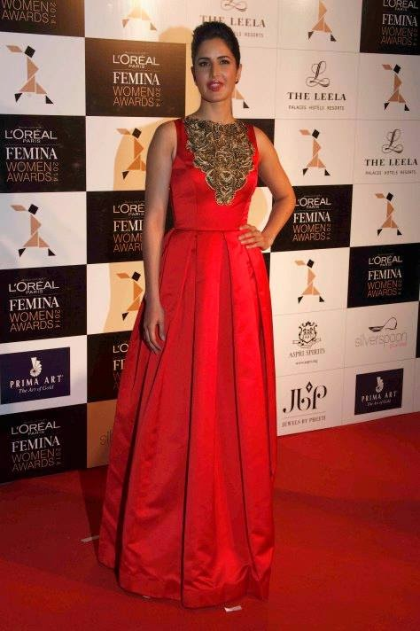 Katrina Kaif at L'Oreal Paris Femina Women's Awards