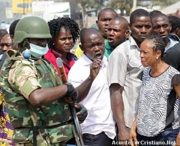 Extremistas musulmanes asesinan en Nigeria