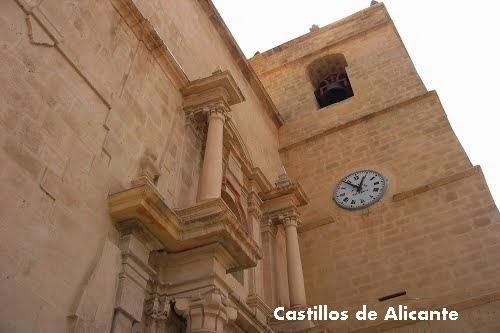 Gu a de los castillos torres y fortificaciones de - El tiempo en muchamiel ...