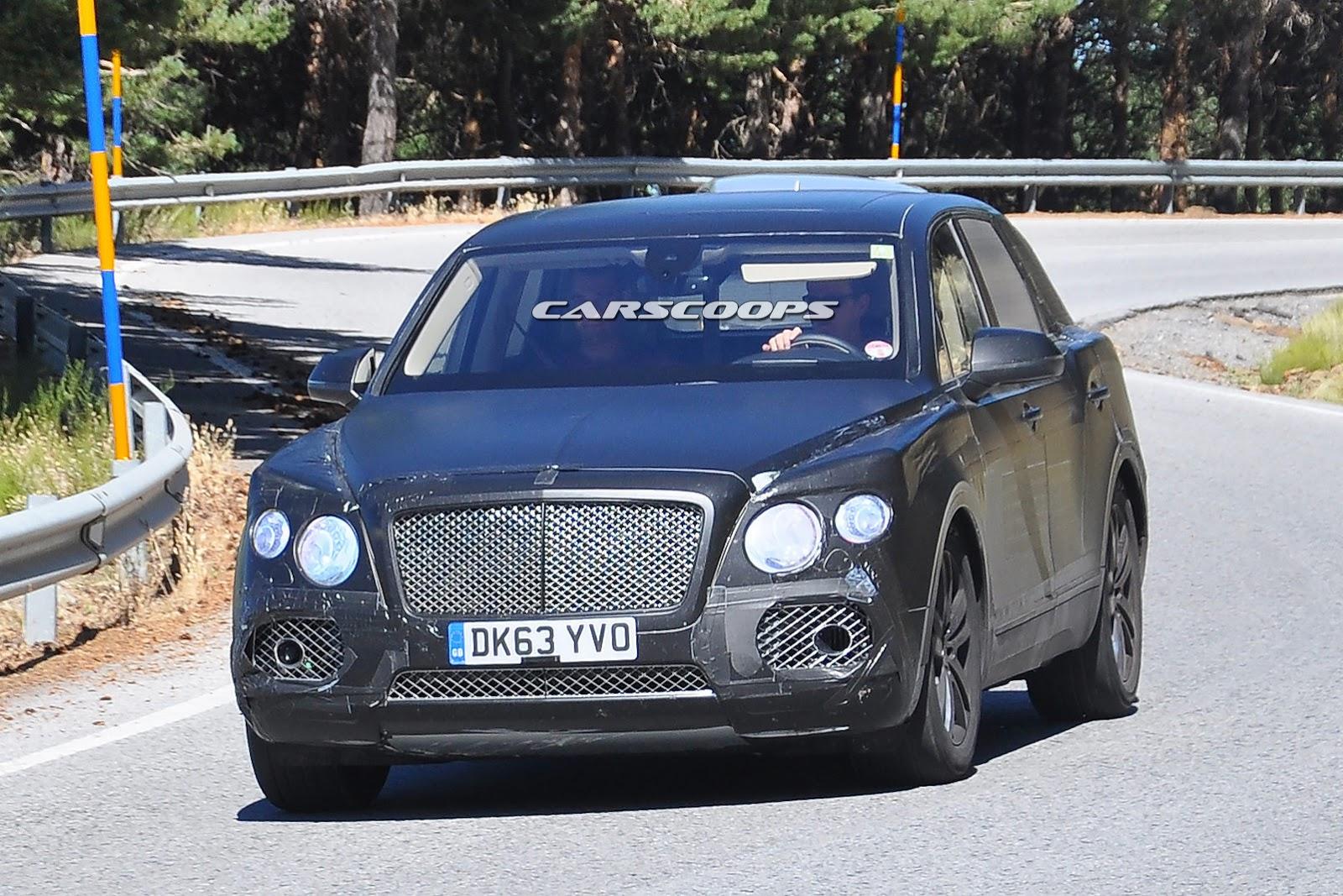 2015 - [Bentley] Bentayga - Page 3 2017-Bentley-SUV-4