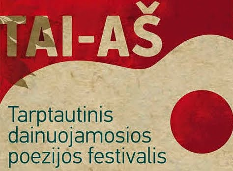 Tarptautinis dainuojamosios poezijos festivalis TAI-AŠ