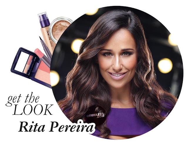 Recrie o Look de Rita Pereira na Capa do Catálogo Oriflame