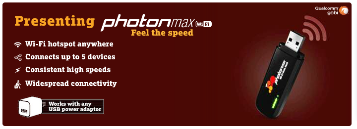 Tata Photon max Wifi Prapaid & Postpaid Plans Call 8446688440