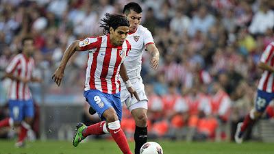 Sevilla vs Atletico Madrid vivo