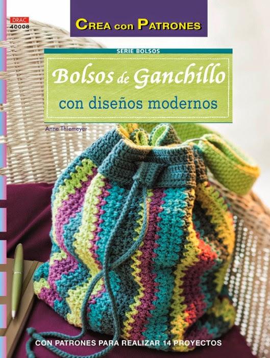 Libros y juguetes 1demagiaxfa manualidades bolsos de for Manualidades de ganchillo bolsos