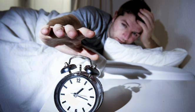 Due Four Negative Effects of Sleep Deprivation
